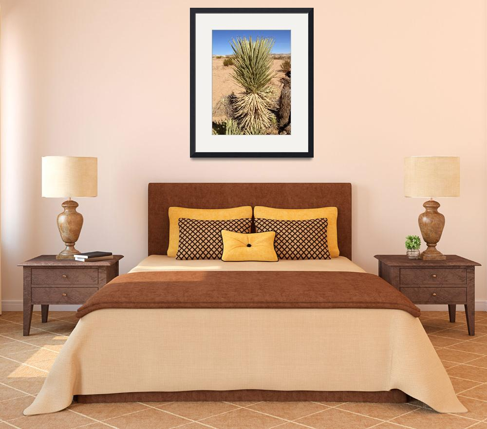 """Small Joshua Tree&quot  (2012) by FlaminCatDesigns"