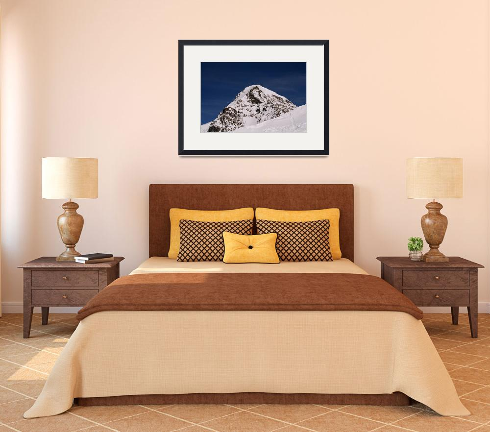 """""""Framed in the mountain""""  (2006) by wildscapes"""