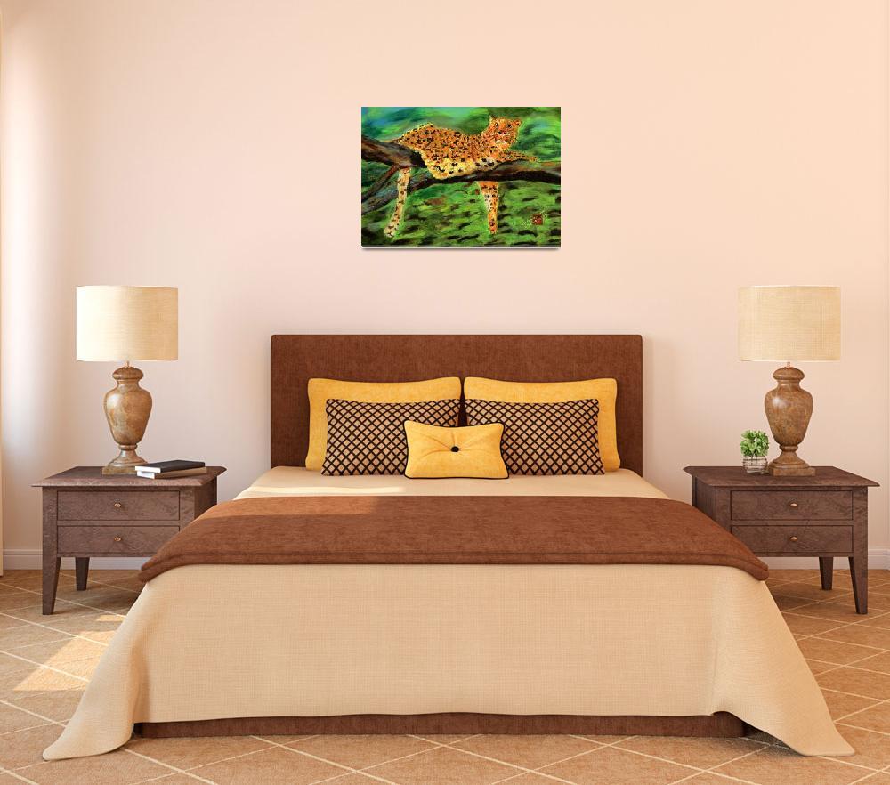 """""""The Leopard""""  by arlene72"""