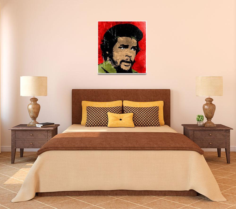 """Ernesto ""Che"" Guevara-2&quot  (2016) by thegriffinpassant"