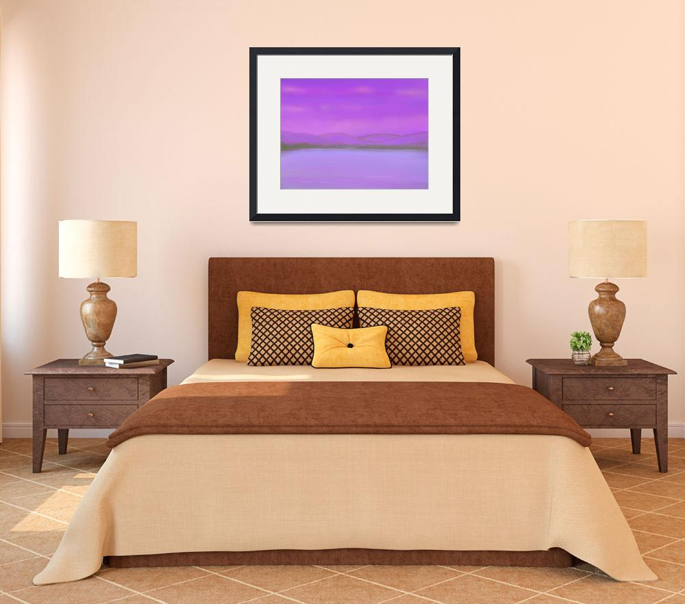 """""""Purple Mountains&quot  (2009) by OpheliasKiss"""