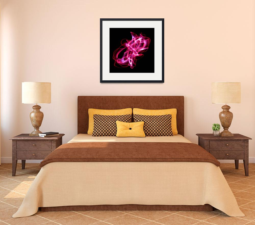 """""""Pink explosion&quot  (2009) by ParaPulse"""