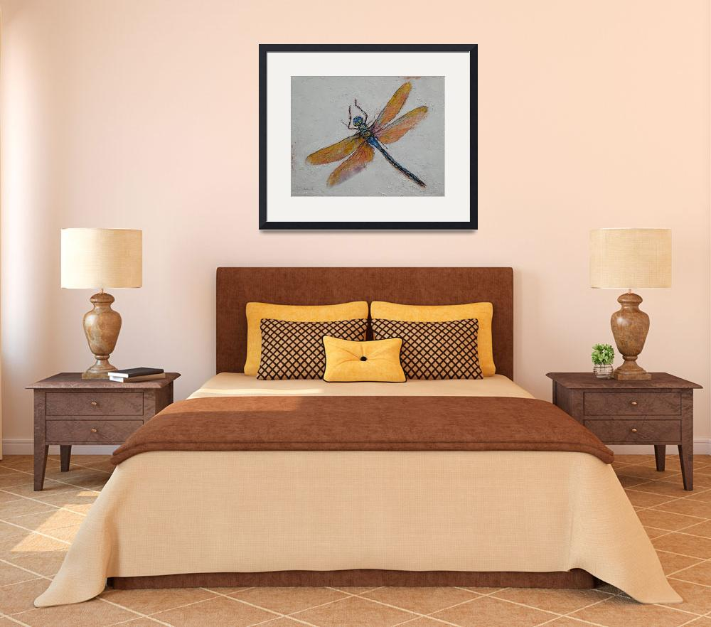"""""""Dragonfly""""  by creese"""