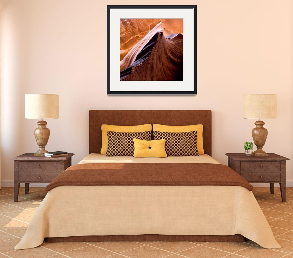 """""""Antelope Canyon-Waves JDF0037""""  (2009) by FindleyPhoto"""