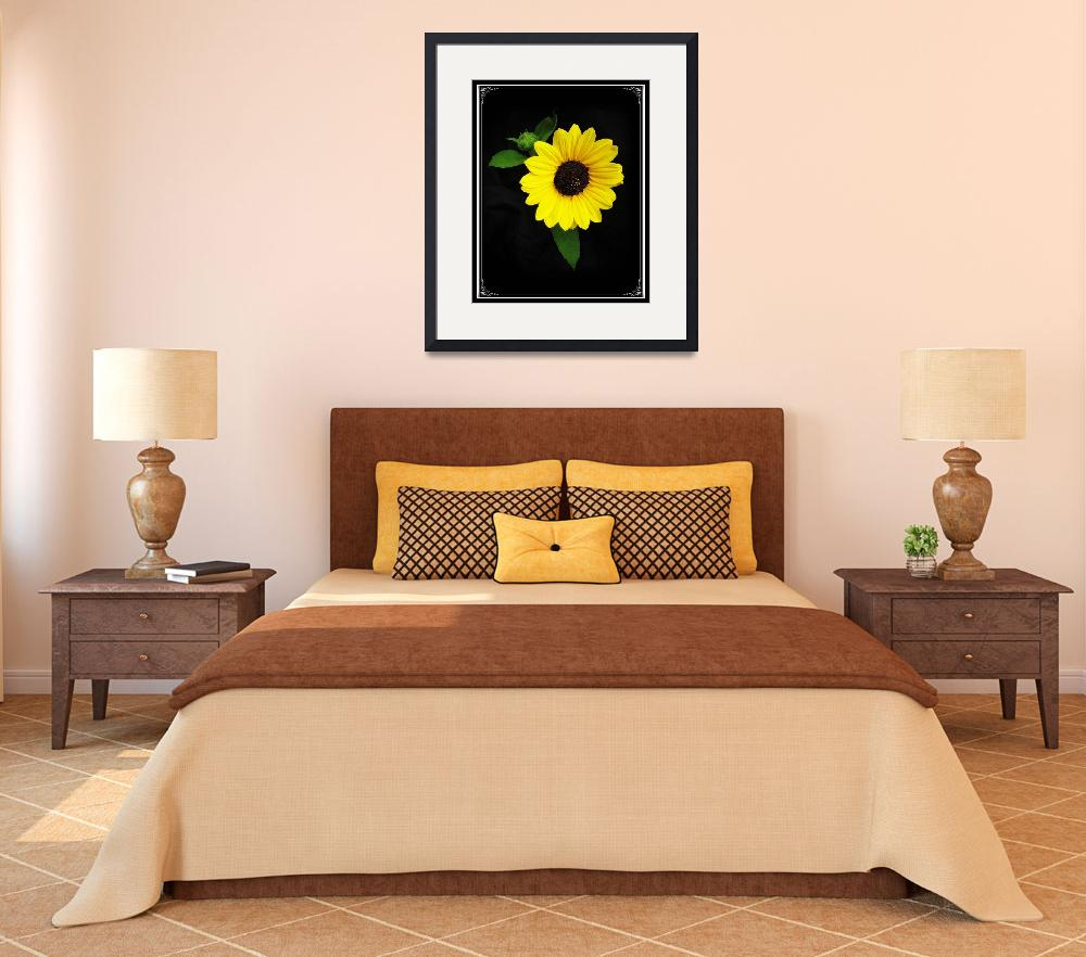 """""""Sunflower - A Gift from God""""  (2010) by RosemanStan5488"""