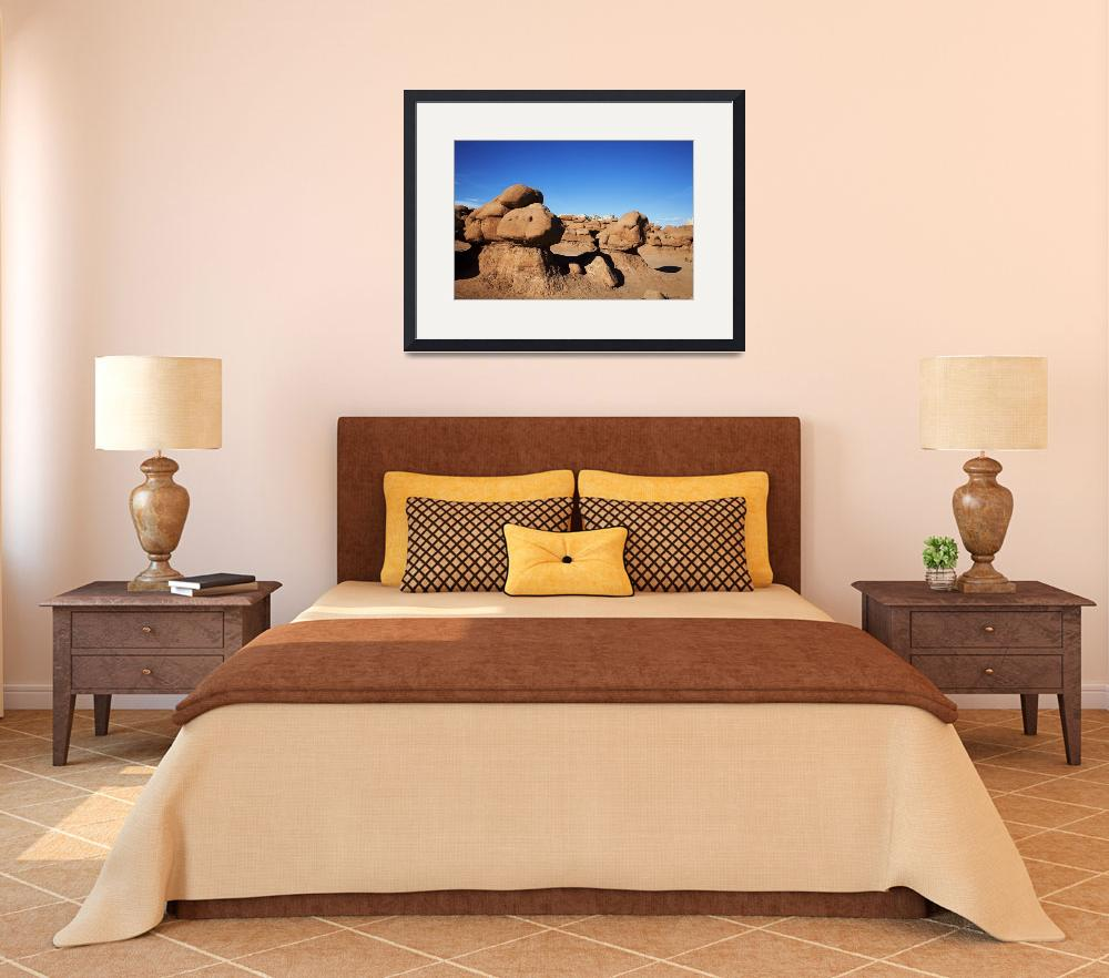 """""""Goblin Valley State Park&quot  by CanyonlandsPhotography"""