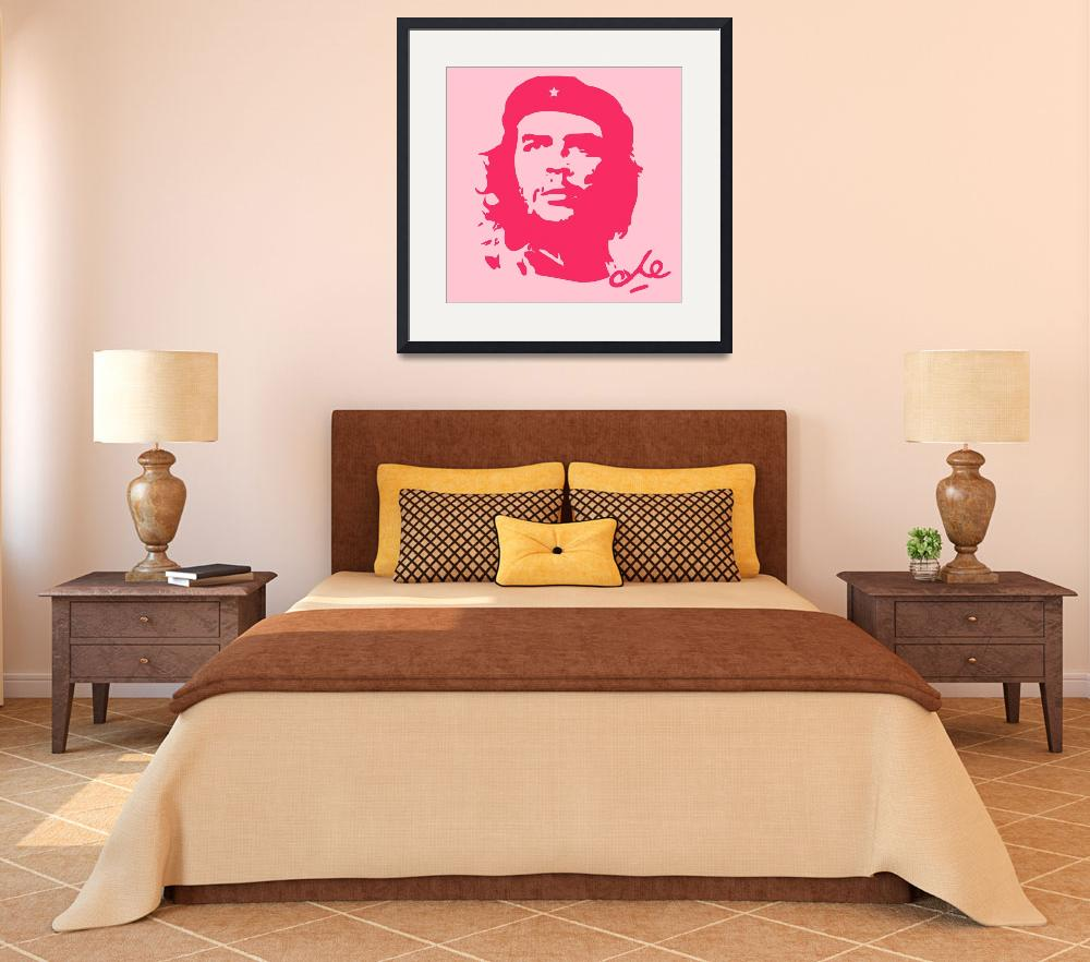 """Che Guevara Poster 16&quot  by motionage"