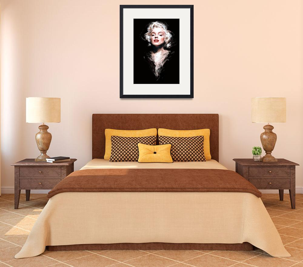 """""""Marilyn&quot  by dmtry"""