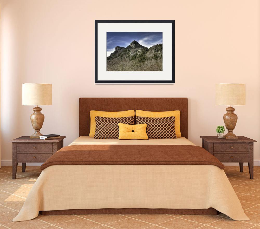 """""""Grandfather Mountain&quot  (2009) by hicklinphotography"""