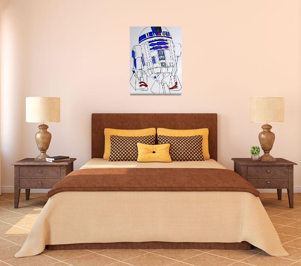 """""""R2D2""""  (2014) by yourhumbleservant"""
