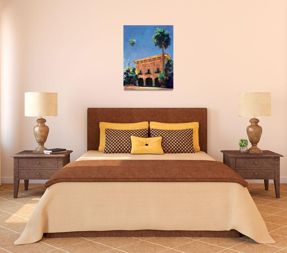 """Casa de Balboa, San Diego Balboa Park&quot  (2008) by RDRiccoboni"