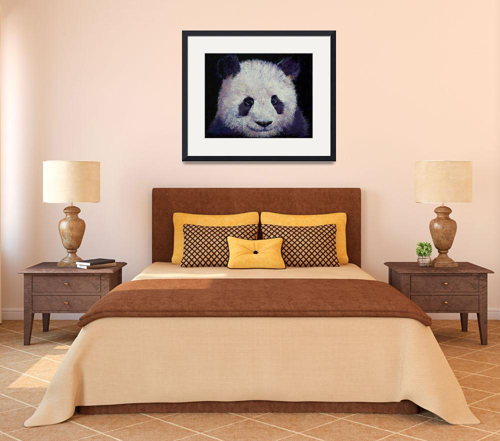 """""""Baby Panda&quot  by creese"""