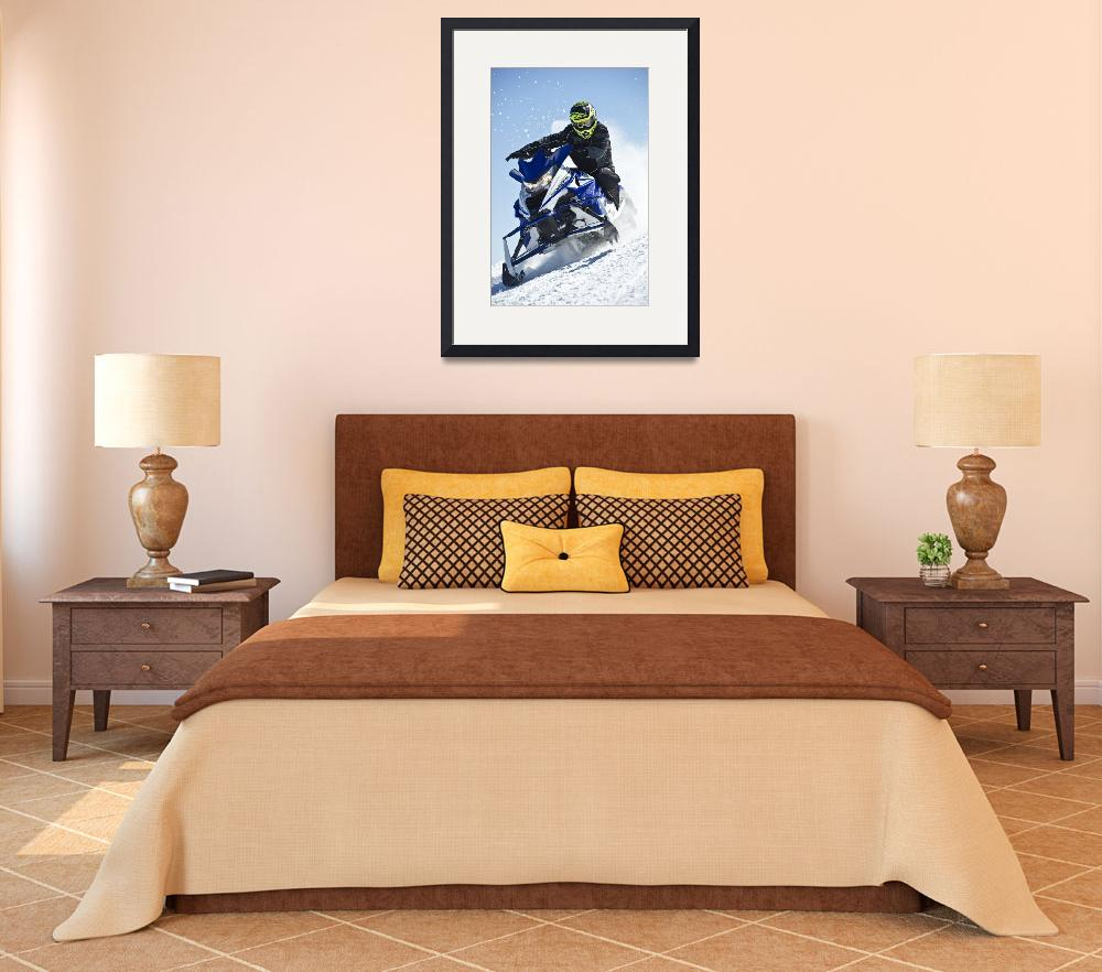 """""""Snowmobiling a Tight Line&quot  by KalmbachPublishing"""