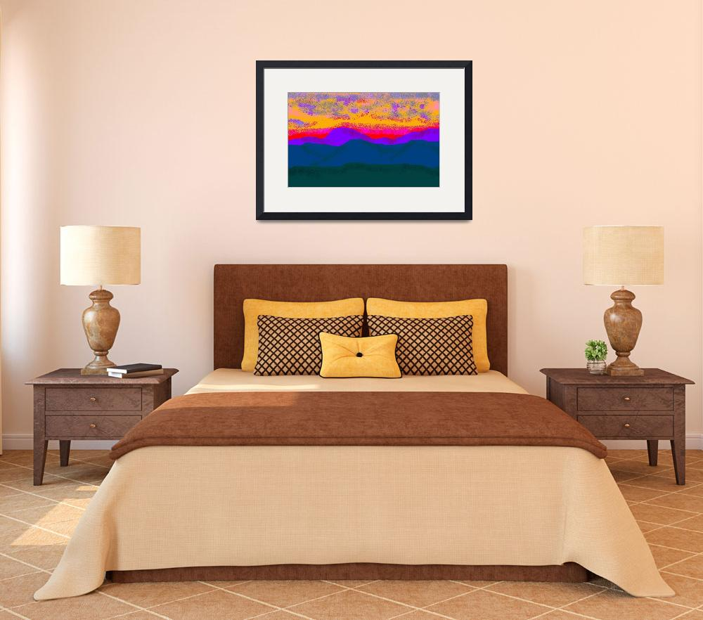 """""""Hill Country Sunset1.JPG&quot  (2007) by ckbesq"""