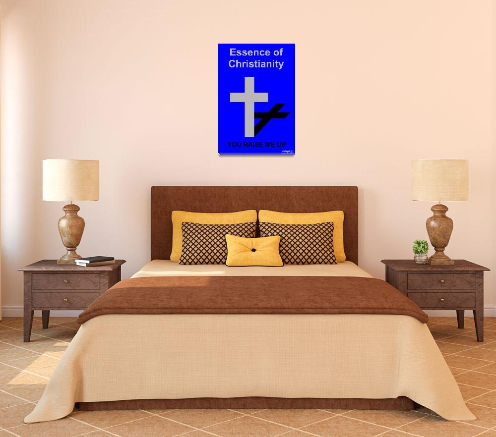 """""""You raise me up - Essence of Christianity&quot  by Lonvig"""