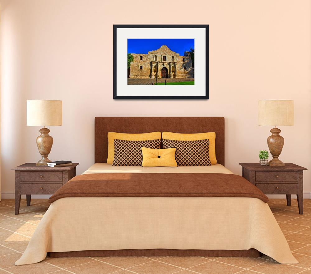 """""""The Alamo&quot  (2009) by TomZimmer"""