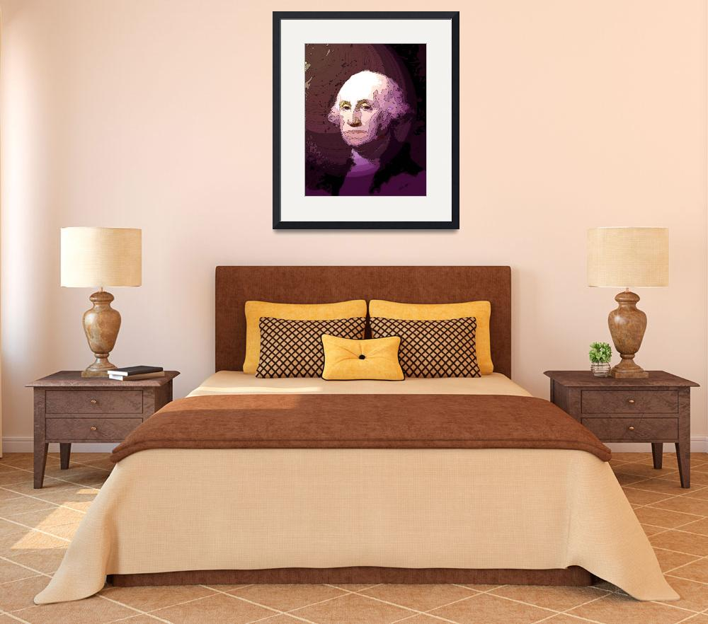 """George Washington&quot  (2008) by TrayMead"