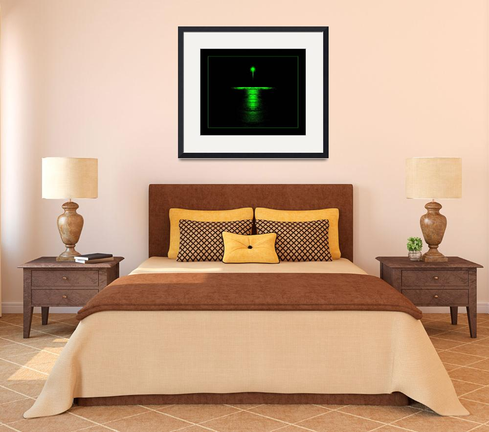 """""""Green Light&quot  (2007) by AccretionPoint"""