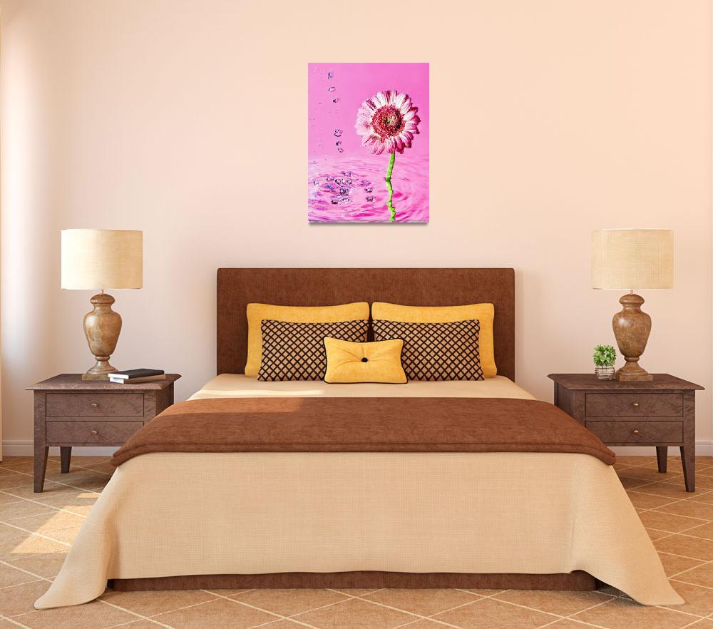"""pink""  (2009) by Virgonc"