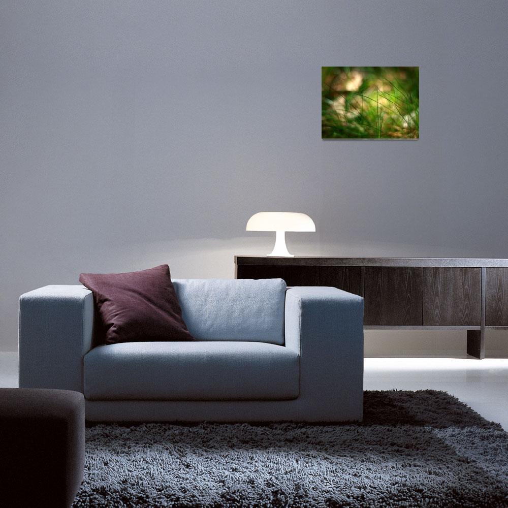 """Green Fiction""  (2014) by MilanMKM"