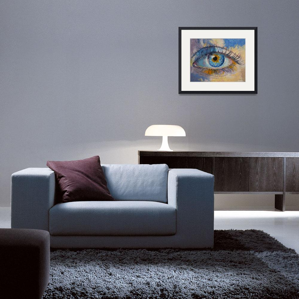 """""""Eye&quot  by creese"""