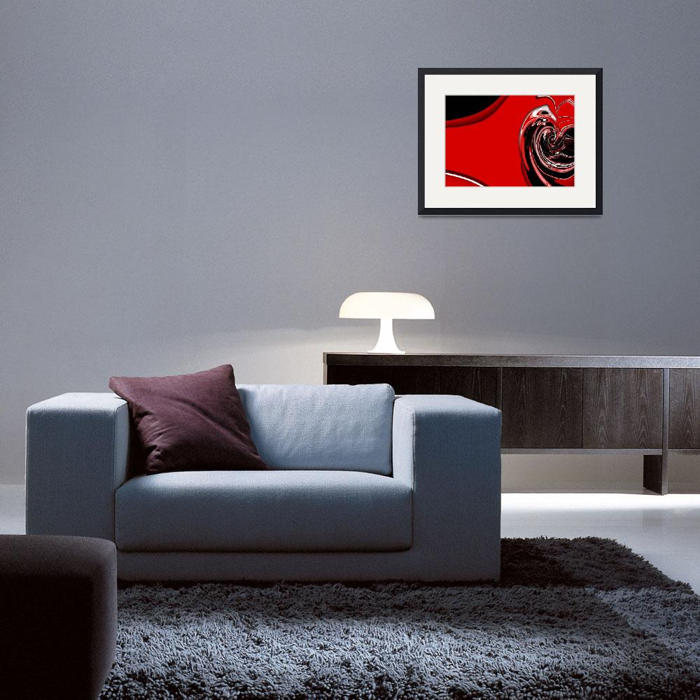 """""""12-red-black-modern&quot  by shanmaree"""