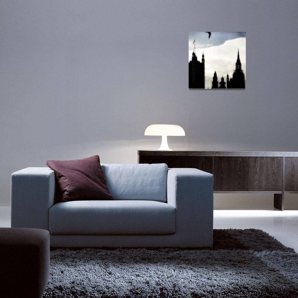 """""""spires of westminster&quot  (2007) by f2point4"""