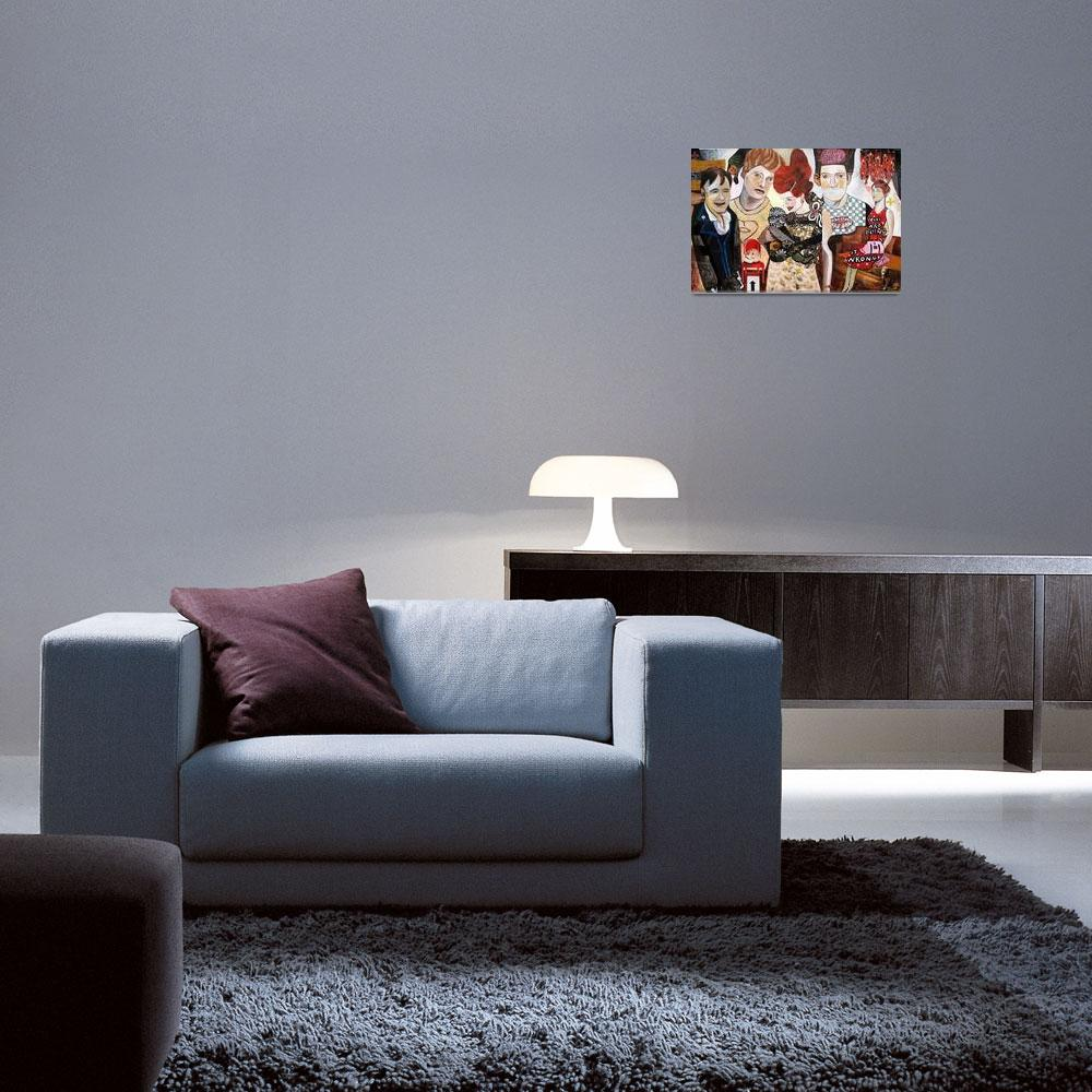 """Family""  (2009) by mercedeslagunas"