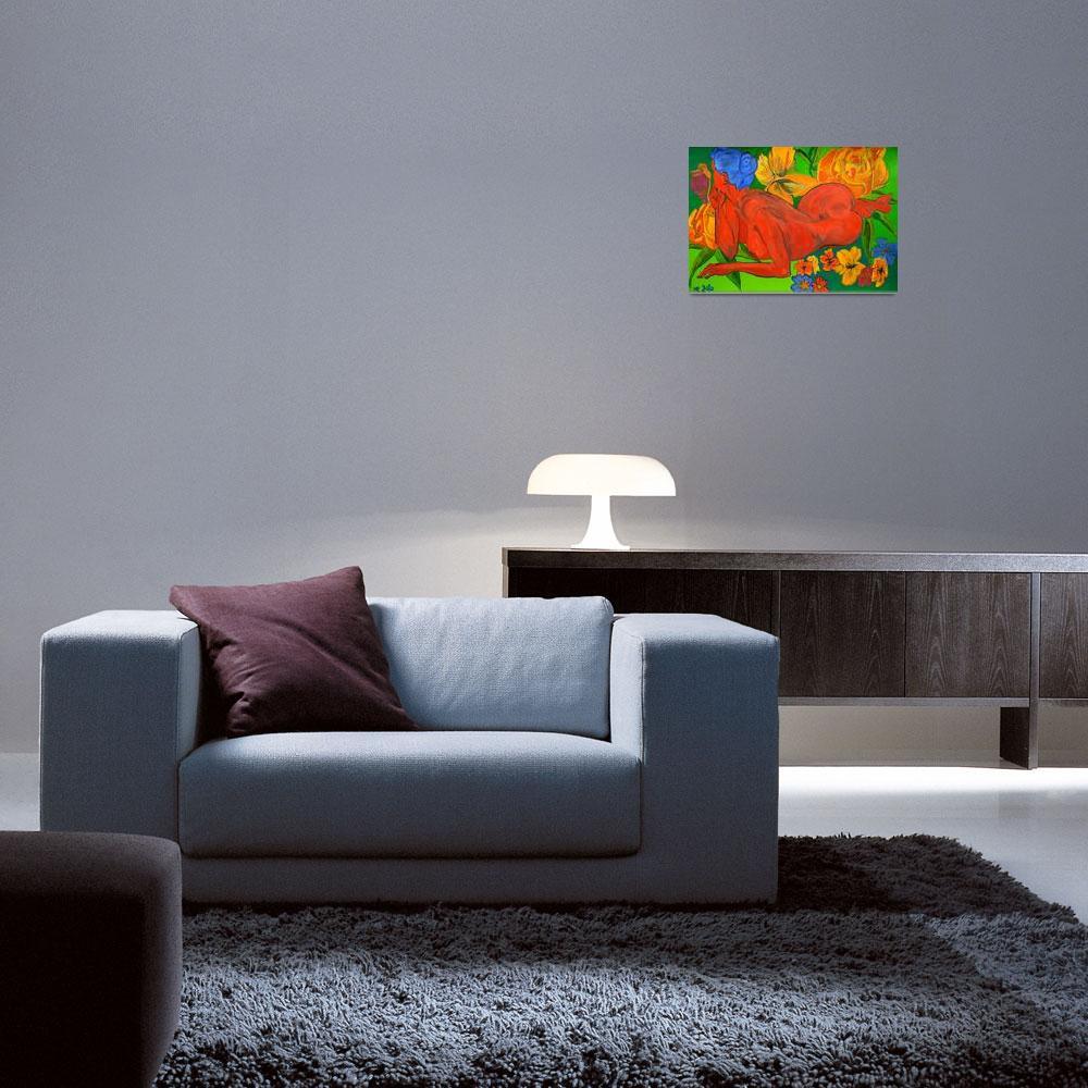 """""""Quattro Stagioni: Primavera&quot  (2010) by ArtBoxMunich"""
