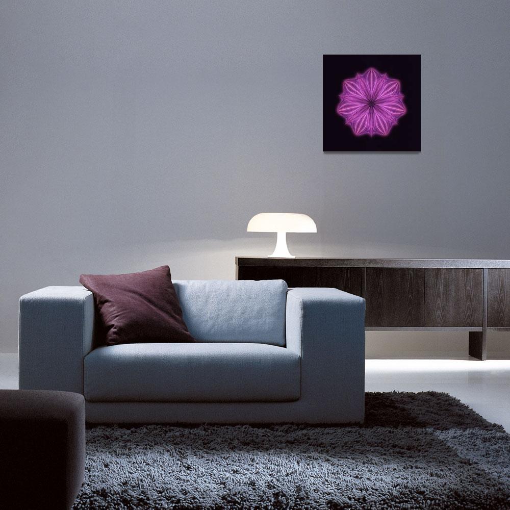 """""""Brilhante violeta""""  (2007) by aguasonic"""