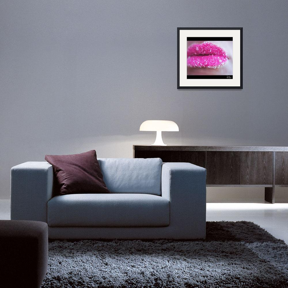 """""""Lips for.....Kissing......&quot  (2009) by ktania"""