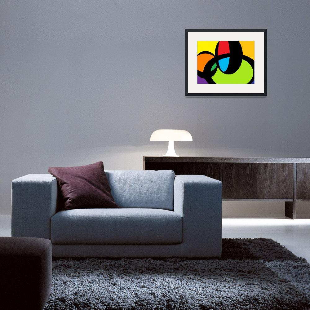 """""""Swoosh 3&quot  (2010) by chrisbutler"""
