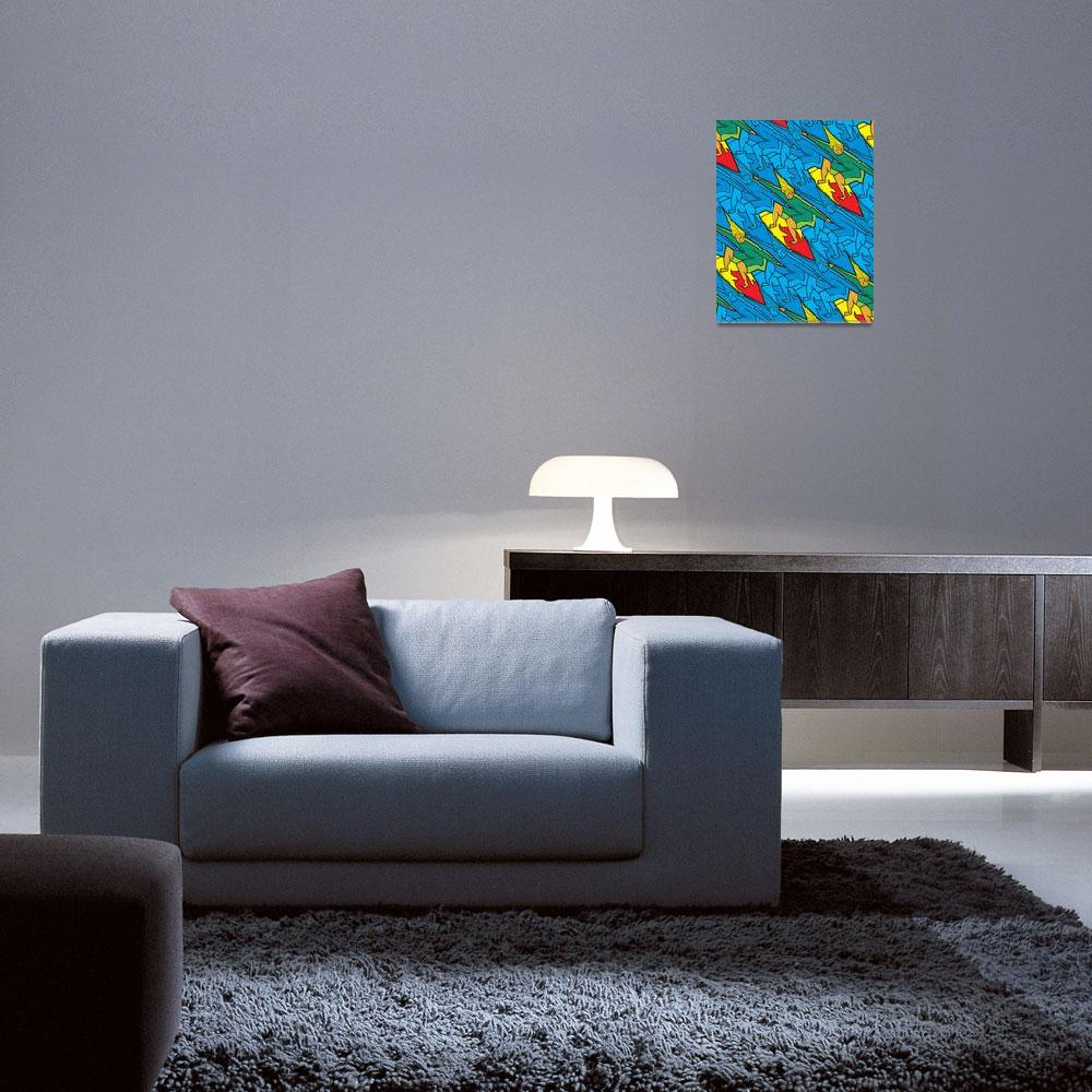 """surfer tessellation&quot  by nscallfittura"