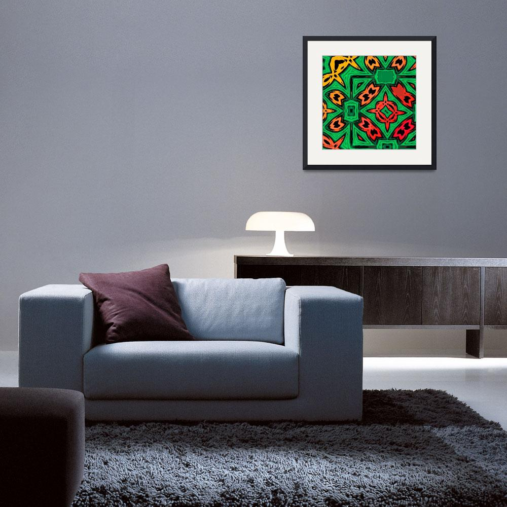 """""""Symmetry 22&quot  (2012) by Chicagoartist1"""