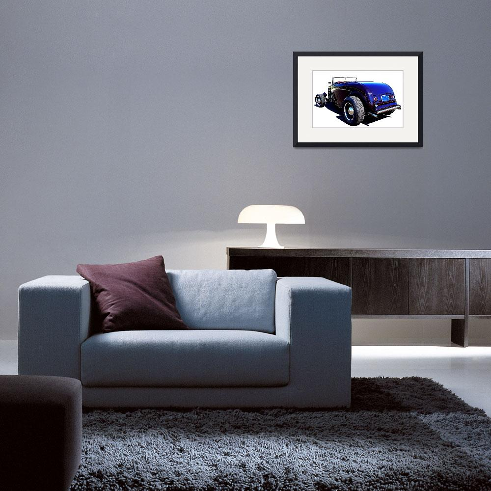 """Ford Roadster&quot  (2009) by netbrands"