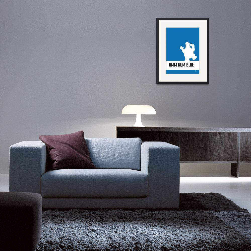 """""""No29 My Minimal Color Code poster Cooky""""  by Chungkong"""