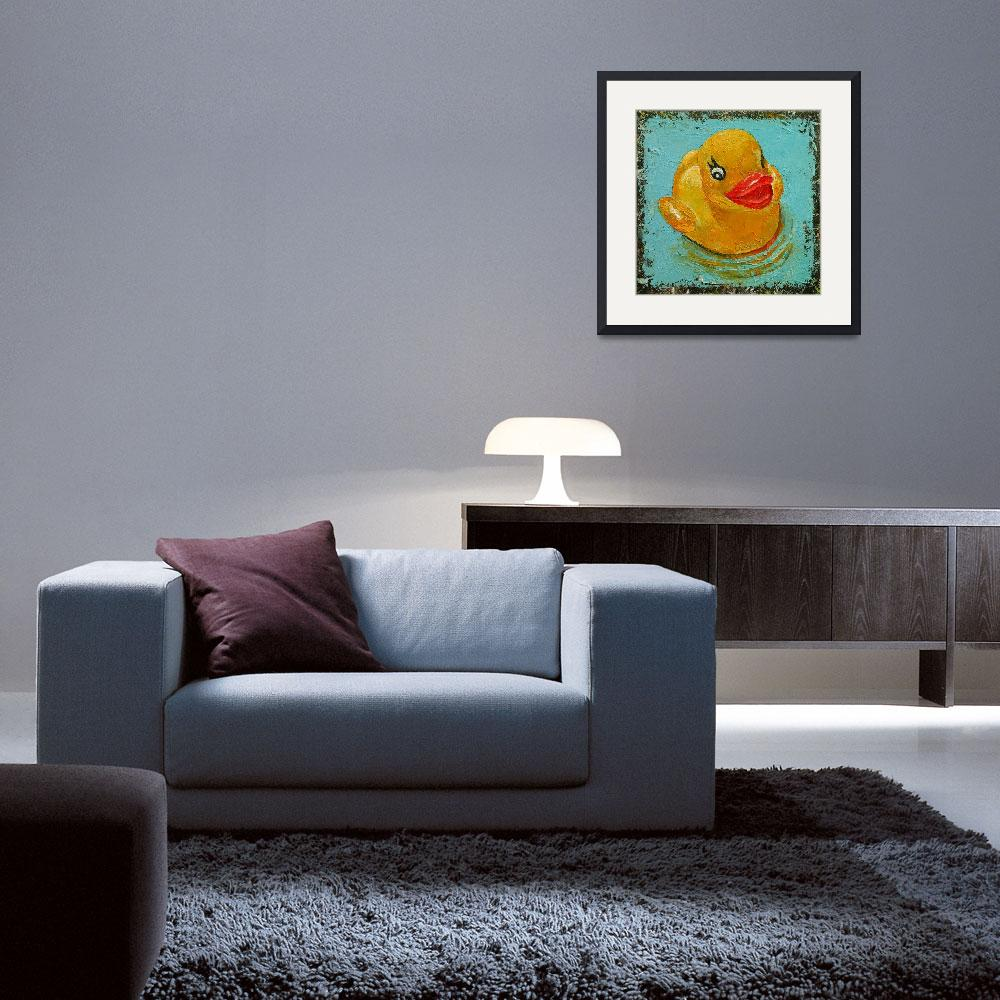 """""""Rubber Duck&quot  by creese"""