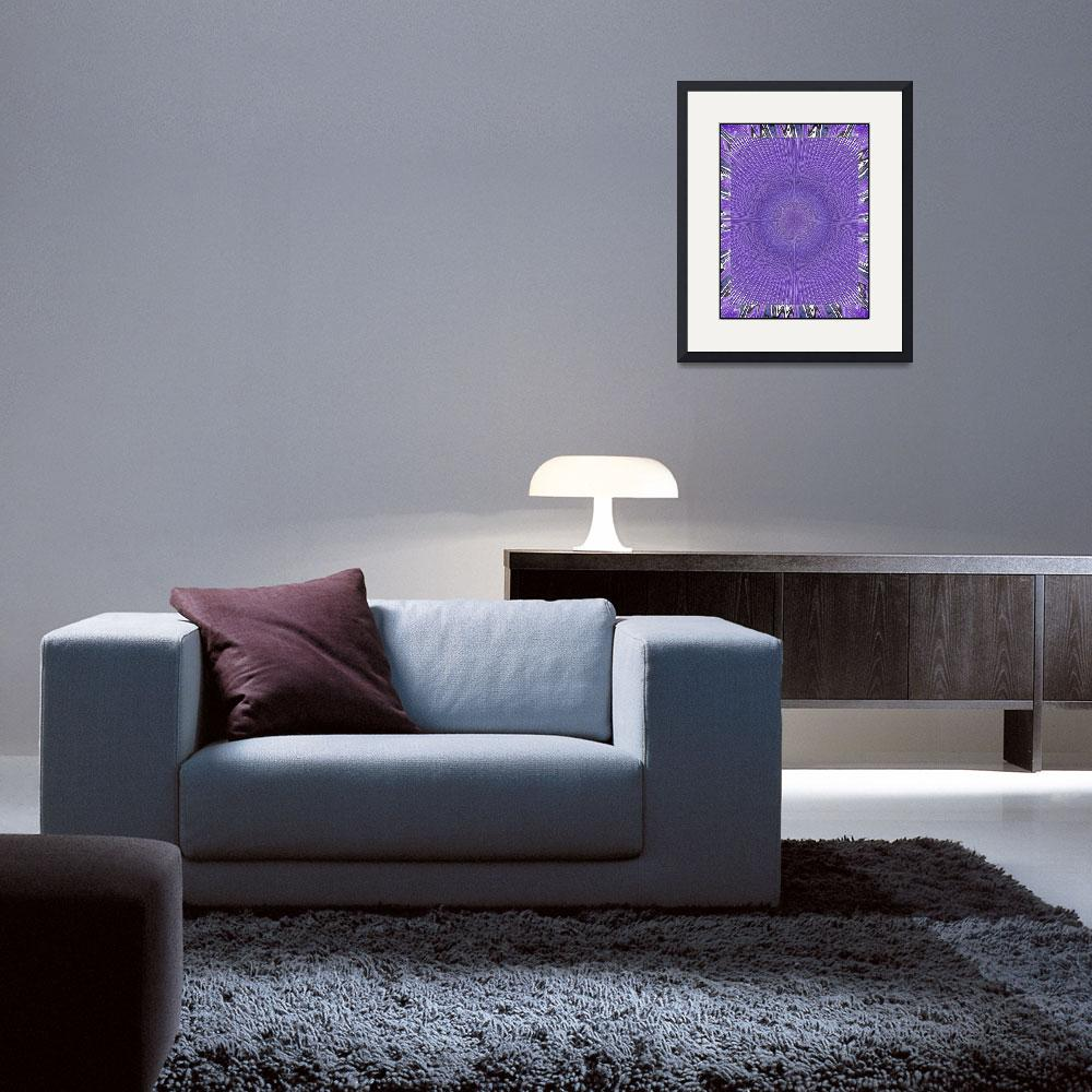 """""""PurpleArt&quot  by PhotoArtbyBarb"""