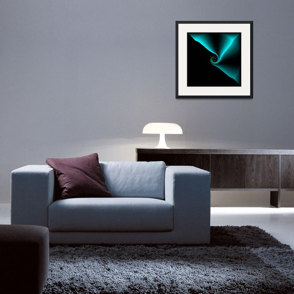 """""""SIMPLISTIC BLUE&quot  by RuthPalmer"""