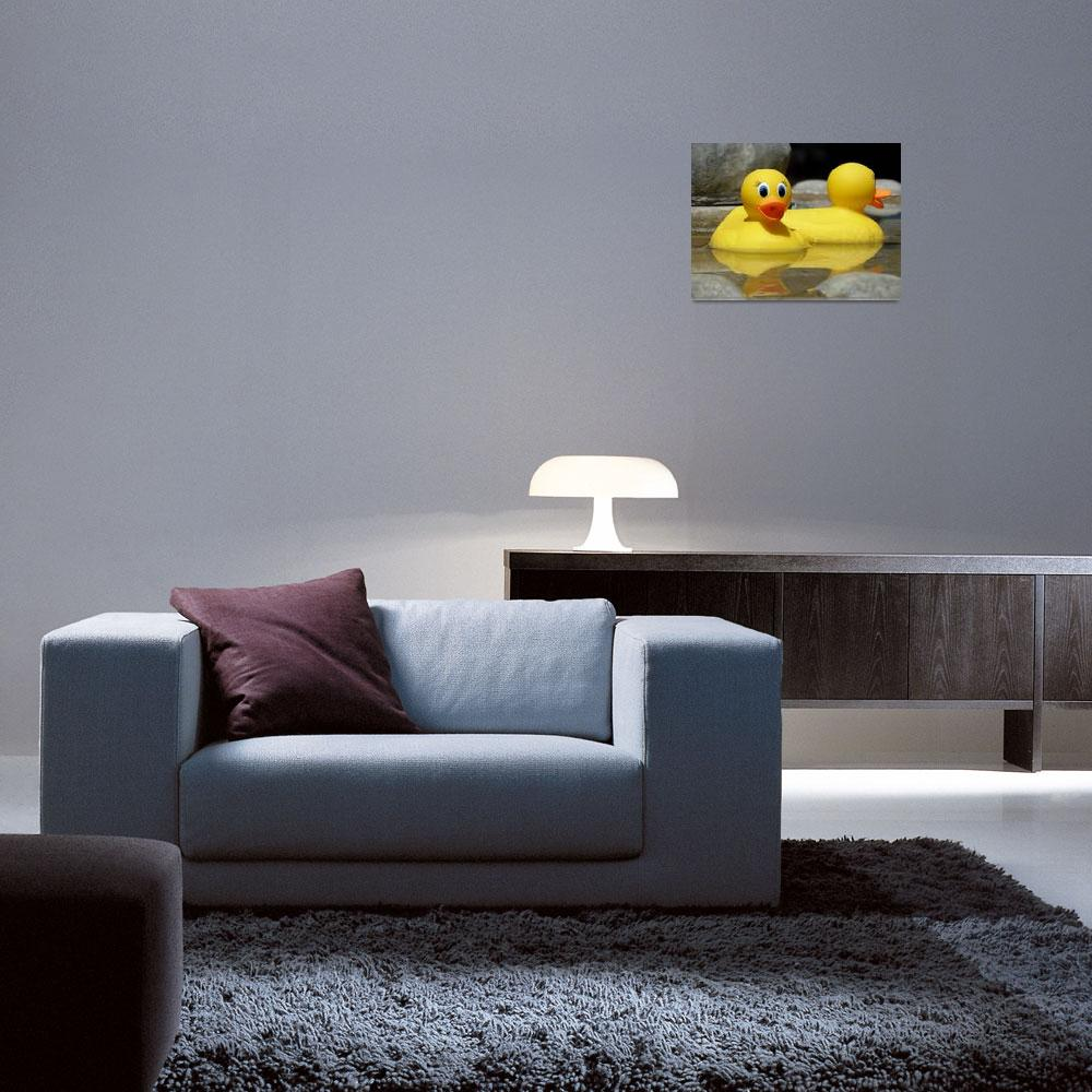 """""""Rubber Duckies""""  (2010) by lainiewrightson"""