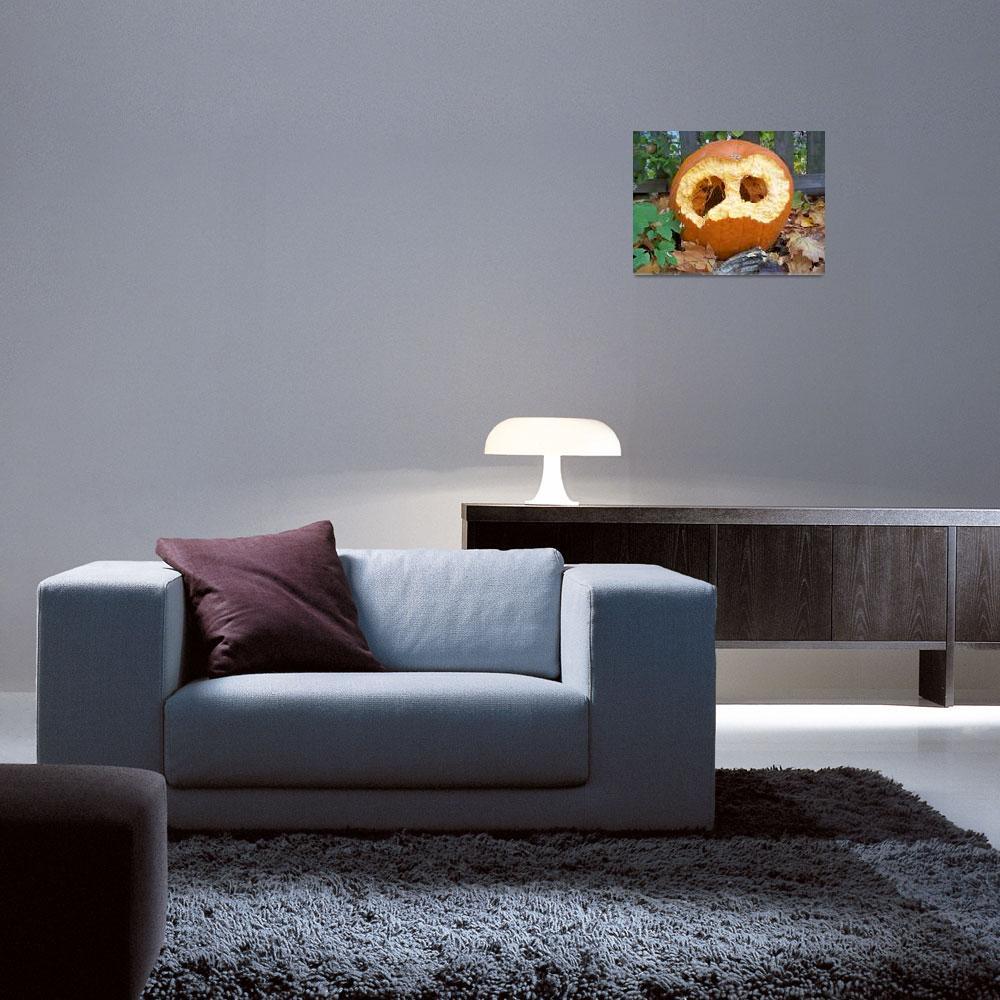 """Pumpkin Eyes""  (2010) by GrayEyes"