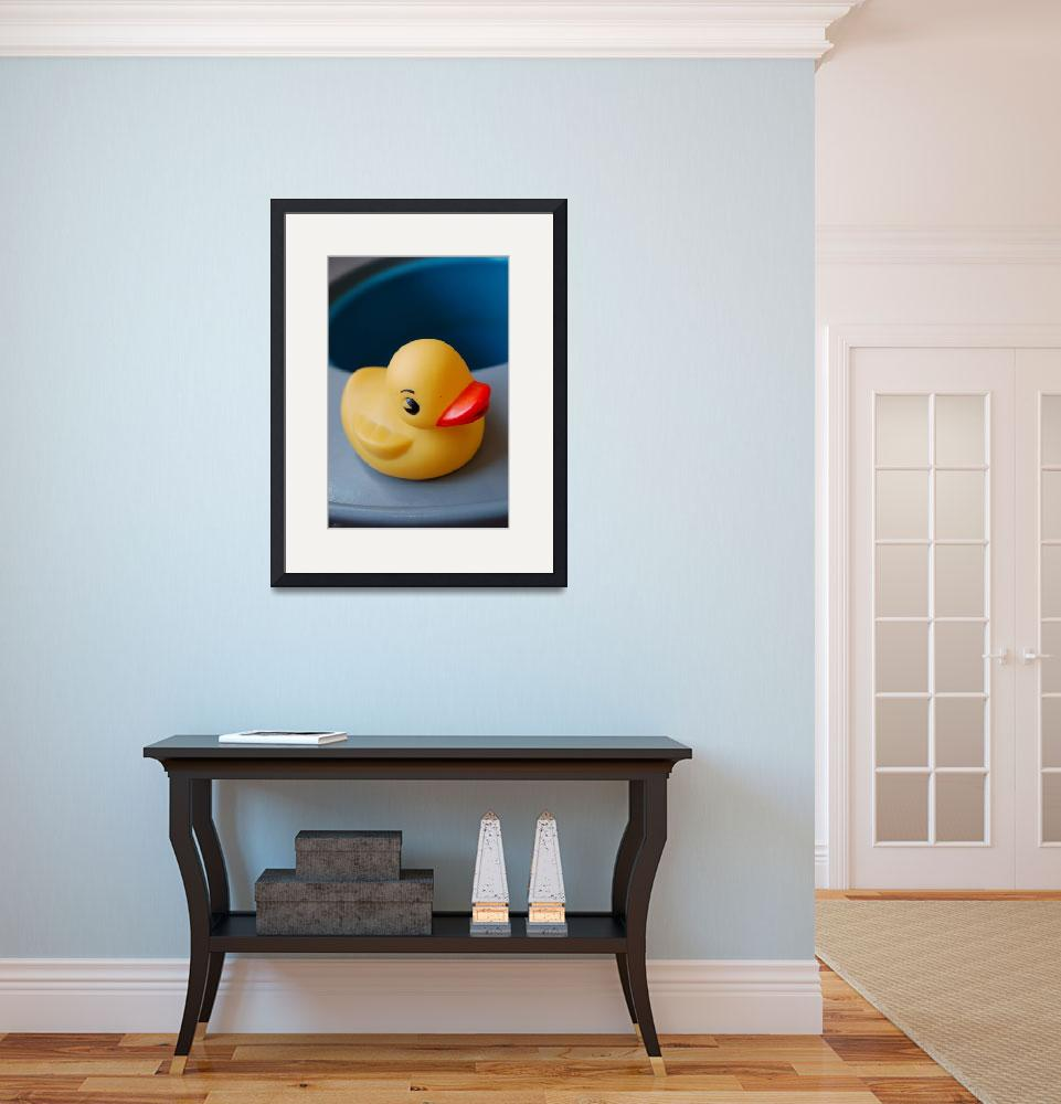 """""""Duckie&quot  (2008) by apilk"""