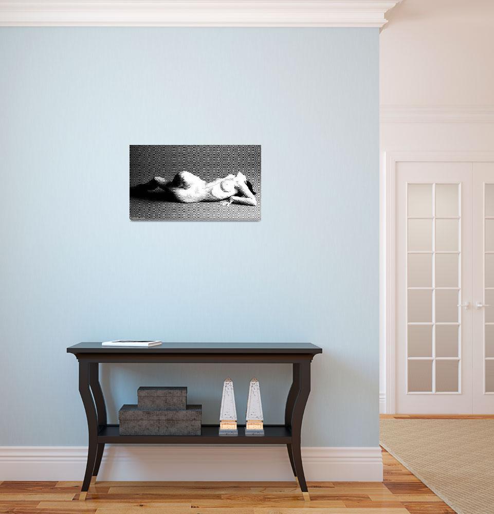 """Niu VII.  2012  90/51 cm.&quot  (2012) by arttauta"