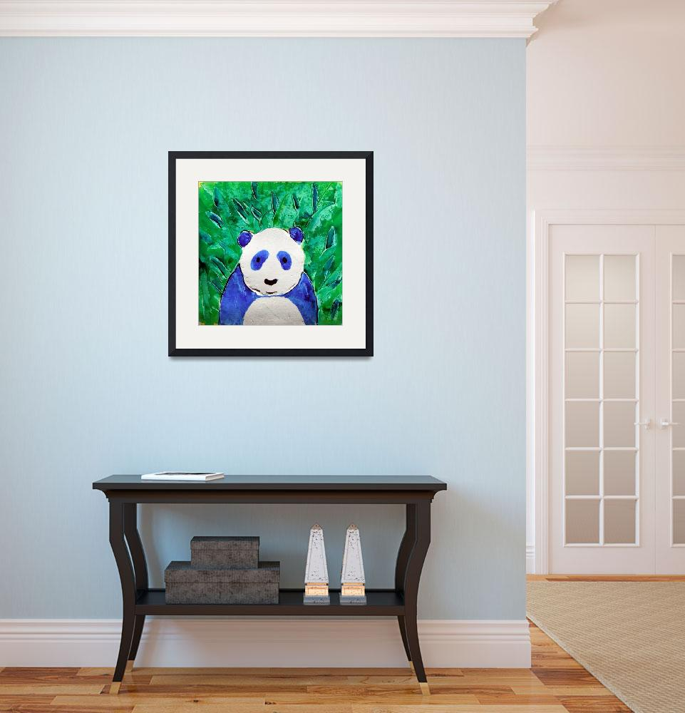 """""""Panda&quot  by andrewdouse"""