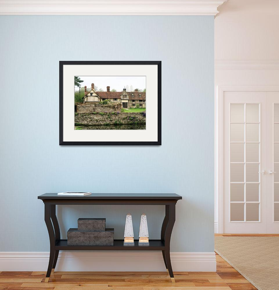 """""""Medieval Manor House 5&quot  by rhallam"""