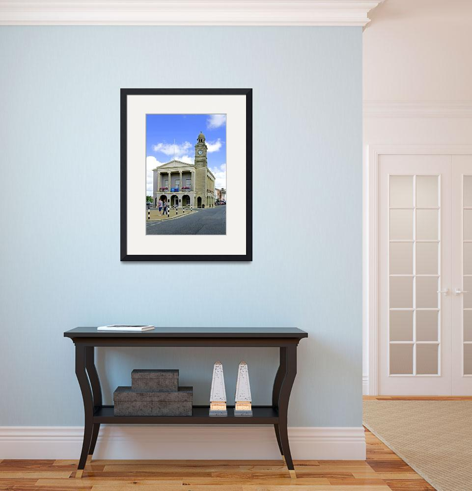 """""""The Guild Hall, Newport (24094-RDA)&quot  (2010) by rodjohnson"""