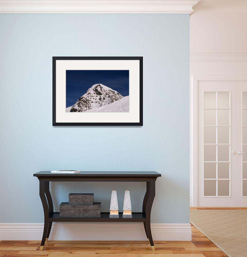 """""""Framed in the mountain&quot  (2006) by wildscapes"""