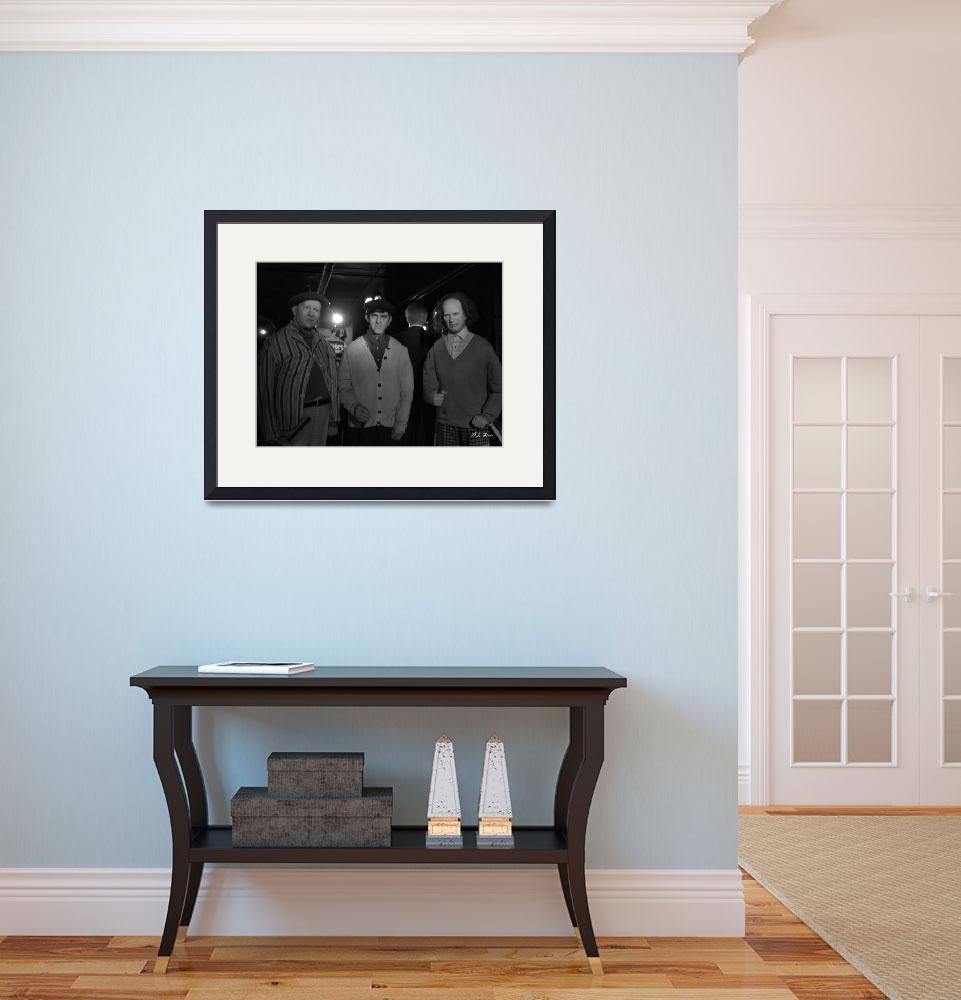 """""""The Three Stooges""""  (2009) by dlstein"""