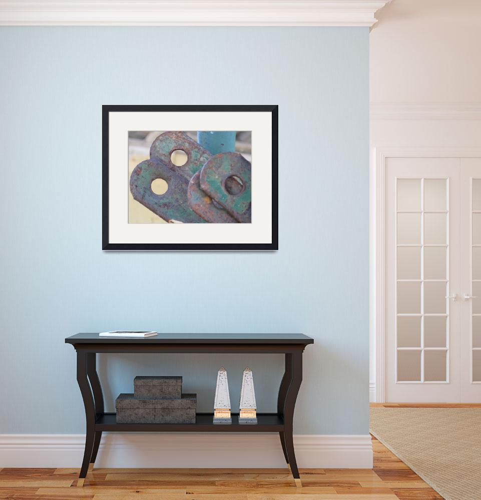 """""""oxidize in turquoise 1&quot  (2009) by athenasadelle"""