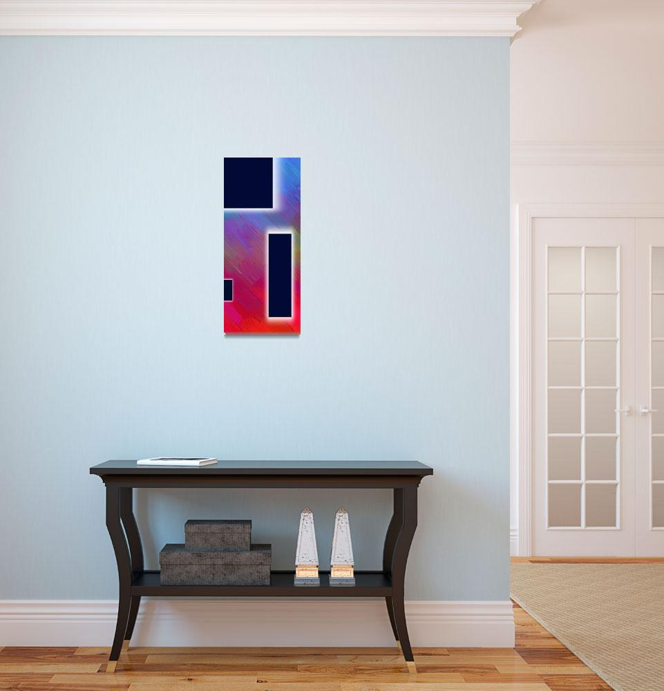 """""""For Interior Decoration 8""""  (2019) by Radiant"""
